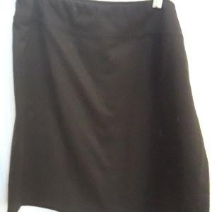Closet Must Classic Black Skirt